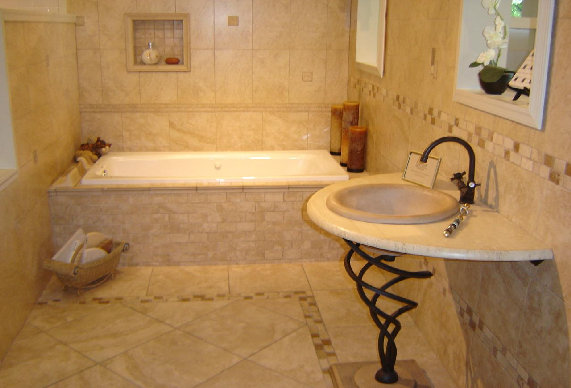 bathroom - How To Remodel A Mobile Home Bathroom